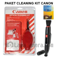 paket cleaning kit canon dan lenspen