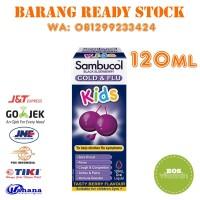 Sambucol Cold & Flu Kids Liquid - 120ml