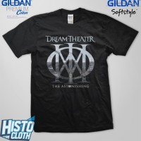 Kaos Band Rock Dream Theater The Astonishing - DT37 BK