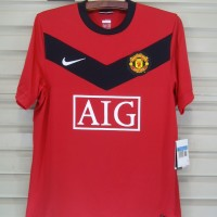 Manchester United 2009-10 Home. BNWT. Original Jersey