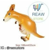 Jual Balon Foil Air Walker / Airwalker Kanguru / Kangaroo Murah