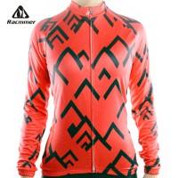 Baju Sepeda Wanita Racmmer Seri 12 Warna D Lengan Panjang WANITA INDEN