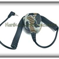 Hand Mic VX-3 VX-5 HT Yaesu Loreng Hijau VX3 VX5 Handy Talky Radio