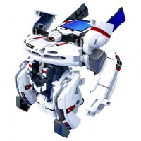 Mainan Robotik Edukasi Solar Science 7 in 1 DIY