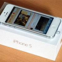IPHONE 5 16GB BLACK&WHITE GARANSI RESMI APPLE