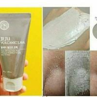 The Face Shop Jeju Volcanic Lava Peel - Off Nose Clay Mask 50gr