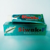 Pasta Gigi Siwak F Sensitive 120gr