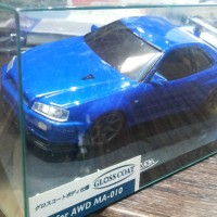 GTR650 - AutoScale MZG401MB