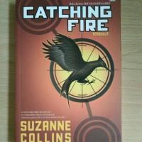 Jual Novel terjemahan Catching Fire Murah