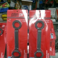 coupling nut wrench 34 x 39 grip on