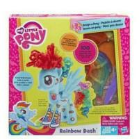 Jual Original Hasbro My Little Pony Design-a-pony Rainbow Dash Murah