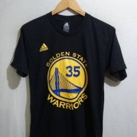 Tshirts Basket Nba Gametime Golden State Warriors Kevin Durant Hitam