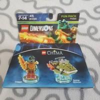 Mainan Lego Chima Cragger