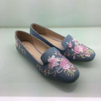 Sepatu Flat Vincci Ori Murah / Sale Vnc Bordir Shoes Original