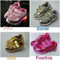 Sepatu LED Anak/ Sepatu LED NIKE/ Sepatu Kets