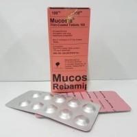 Mucosta tablet 100mg ( Rabamipide )