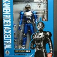 SHF Kamen Rider Accel Trial