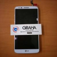 lcd lg g2 d802 fullset touchscreen dan frame original