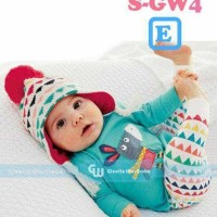 Piyama Anak Bayi SGW 4 E - Keledai