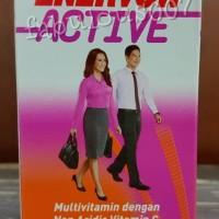Enervon C Active Botol isi 30 Multivitamin Sehat isi 30