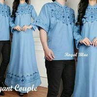 GB Baju Muslim Couple Fitria