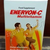 Enervon C Botol isi 30 Multivitamin sehat lengkap