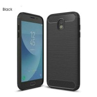 RUGGED ARMOR CARBON CASING HARD SOFT COVER J 5, SAMSUNG GALAXY J5 PRO