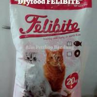 Jual makanan kucing Felibite Dry Food Murah