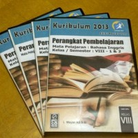 CD RPP Bahasa Inggris Kelas VIII Kurikulum 2013 Revisi 2017