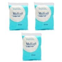 Jual Medisoft cotton ball / kapas bola Murah
