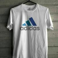 Kaos Adidas Rainbow