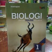 biologi X peminatan 2013 revisi irnaningtyas