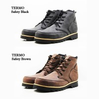 Jual SEPATU PRIA BOOTS RGclothes TERMO 100% SAFETY Murah
