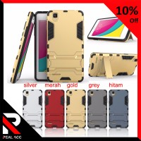 Armor Shield Case Ironman Case OPPO F1 Selfie A35