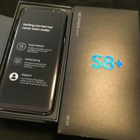 Samsung S8 Plus OFFICIAL Singapore 1 Year Warranty Samsung Store BLACK