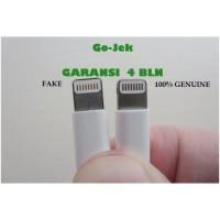 harga Original Lightning Kabel Data Iphone 6 plus 5 s Ipad Air Mini+garansi Tokopedia.com