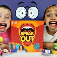 Jual Speak Out Games Mainan Mulut Besar Anak Murah