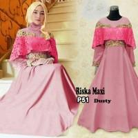 Baju muslim untuk kondangan bagus dan mewah