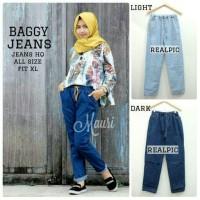 Baggy Jeans suplier baju online murah Celana jenas murah Baggy murah