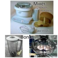Mixer BOSCH universal 800 Watt