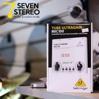 Behringer MIC100 Vacuum Preamplifier With Limiter mic 100