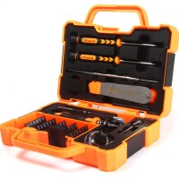 Jakemy 45 in 1 Screwdriver Repair Tool Kit / Obeng Set LCD HP Laptop