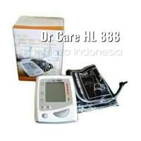Tensimeter Digital Blood Pressure LCD Monitor / Alat Ukur Tensi Darah