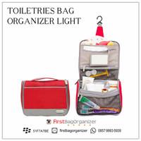 Jual Jual Drenbellony Toiletries Bag Organizer Light/Tas toiletries/ Tas tr Murah