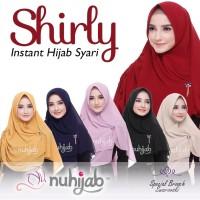 Jual Hijab Syar'i Shirly by Nuhijab /  Kerudung / Jilbab instan Murah