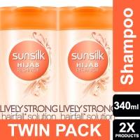 harga Sunsilk Hijab Recharge Shampoo Livelystrong A.hairfall 340ml Twin Pack Tokopedia.com