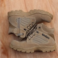 Jual Sepatu Tactical Boots Kickers Delta Safety Murah