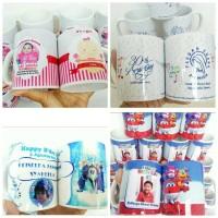 Jual Custom Mug / Gelas untuk kado, Sovenir, hadiah, Company Branding dll Murah