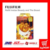 Jual Refill Instax Mini 7, 8, 9, 25, 50, 70, 90, Share Beauty and The Beast Murah