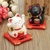 Jual Pajangan Maneki Neko / Lucky Cat / Kucing Keberuntungan Murah
